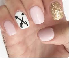 21 Classy, Adorable Nail Art Designs for Valentine's Day - Glam in ...