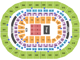 Oklahoma Broadway Seating Chart Chesapeake Energy Arena Seating Chart Oklahoma City