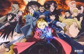 fullmetal alchemist news anime mix mod db
