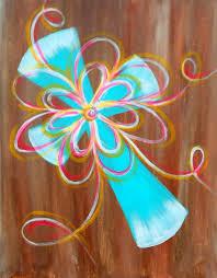 cute cross painting viewing gallery