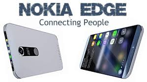nokia edge. nokia edge houses a 5.5-inch screen with resolution of 1920*1080 pixels and ips lcs capacitive touch display. the edge-to-edge display makes it