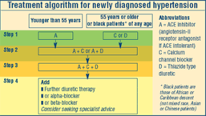 Cardiology First Line In Hypertension
