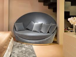 Style Roundup \u2013 Decorating With Round Sofas And Couches