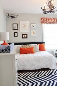 gray and orange bedroom. navy \u0026 orange woodland nursery   simply salvage gray and bedroom