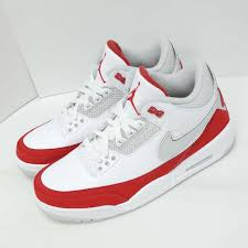 Jordan Chart Details About Nike Air Jordan 3 Retro Th Sp Without Accessories Men Shoes Us8 Cj0939 100