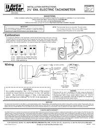 autometer shift light wiring diagram on 233904 right 26 jpg wiring diagram for autometer tach Wiring Diagram For A Autometer Tach autometer sport comp wiring diagram