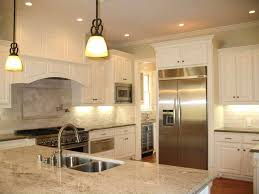 Kitchen Crown Molding Traditional Kitchen With Wine Refrigerator Crown Molding In
