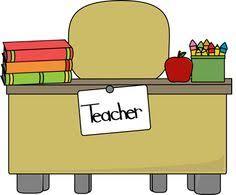 student desk clipart. Brilliant Student Teacher Student Desk Clipart 1 Intended R