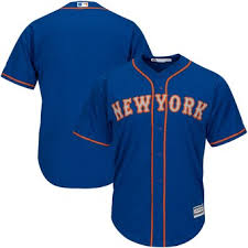 Mets Official Cool Alonso Pete Majestic Royal Base York Player Jersey New Alternate -
