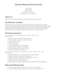 Property Manager Job Description Samples Property Manager Resume Samples Albertogimenob Me
