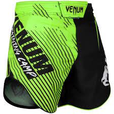 Venum Shorts Size Chart Venum Training Camp 2 0 Fight Shorts Black Neo Yellow
