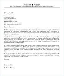 Executive Cover Letters Executive Cover Letter Examples Putasgae Info