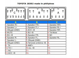 2006 toyota hilux stereo wiring diagram the wiring toyota car radio stereo audio wiring diagram autoradio connector