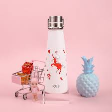Купить <b>Термос Xiaomi</b> Kiss Kiss Fish <b>KKF</b> Unicorn S-U47WS с ...