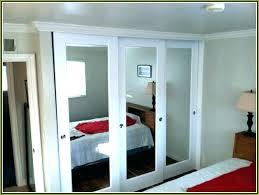 folding mirror doors home depot mirror closet doors mirror wardrobe doors closet home depot folding door