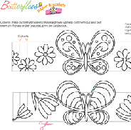 Coloring is a great way to get kids to relax, unwind and focus on a. Butterfly Coloring Pages Printables Education Com