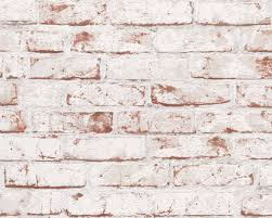 White Painted Wall, White Painted Brick Wall Decorating Decor