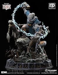 Ragnarök Elite Diorama Statue <b>Thor 46</b> cm - Animegami Store