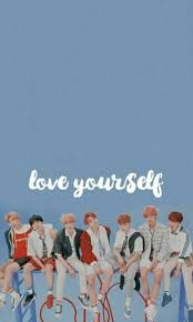 LOVE YOURSELF BTS wallpaper by ...