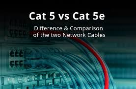 Cat 5 Vs Cat 5e Whats The Difference Comparison Of The
