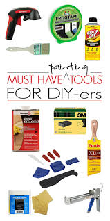Tools For Diy Projects Best Tools For Diy Painting Maison De Pax