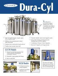 Chart Liquid Cylinders Cryogenic Liquid Storage Cylinders
