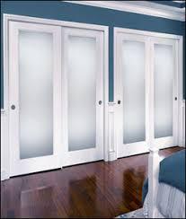 closet doors. Custom Glass Closet Doors 1