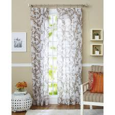 Walmart Living Room Curtains Better Homesgardens Bh Sydney Pnl Lin 84 Walmartcom