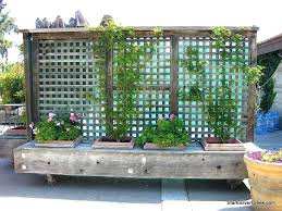 free standing garden screens garden fencing a this style of privacy