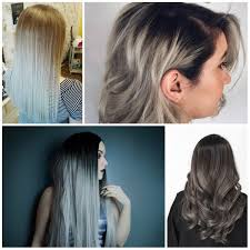 Grey Hair Colors New Hair Color Ideas Trends For 2017 Things