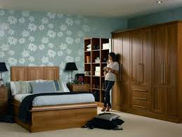 Wardrobe Bedroom Design Style Painting