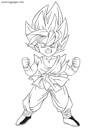 Small Picture dbz goku ssj4 coloring pages Coloring Pages Pinterest Goku