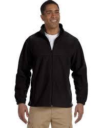 Harriton Size Chart Harriton M990 Mens Full Zip Fleece
