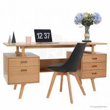 buy office desk natural. Uncategorized, Johanne Scandinavian Stylee Desk Au Jorgen Isabella Buy Josephine: Office Natural S