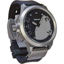 "men s welder k24 50mm automatic watch k24 3003 watch shop comâ""¢ mens welder k24 50mm automatic watch k24 3003"