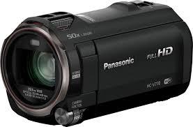 <b>Видеокамера Panasonic HC</b>-<b>V770</b>, <b>Black</b>