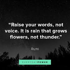 40 Rumi Quotes About Love Life And Light Everyday Power Awesome Rumi Quote