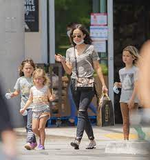 Megan Fox's children helped her find ...