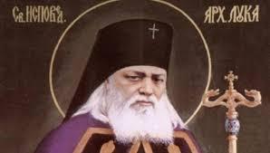 Αποτέλεσμα εικόνας για Άγιος Λουκάς αρχιεπίσκοπος