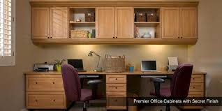 home office cabinets.  Home Custom Home Office Cabinets With Secret Finish For I
