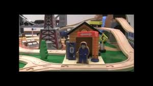 Train Set Table With Drawers Imaginarium Train Table And Train Set Parents Review Youtube
