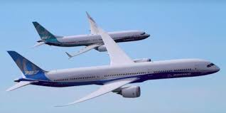 Boeing Aircraft Size Chart Boeing 797 Boeing Is Making A New Airliner For 2025