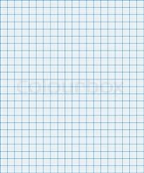 Graph Paper Coordinate Paper Grid Stock Vector Colourbox
