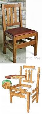 dining room chair plans beautiful 523 best woodworking images on of luxury dining room chair