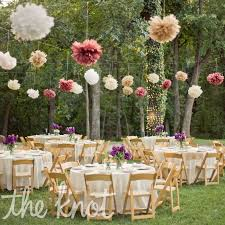 Garden Wedding Reception Ideas Design