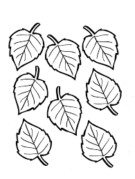 Small Picture kindergarten holidays seasons worksheets fall leaf coloring page
