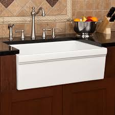 hd pictures of barclay white farmhouse sink
