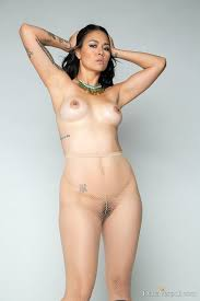 Asian model nude photo