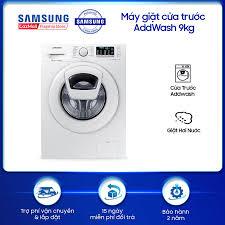Máy giặt cửa trước Samsung AddWash 9kg – WW90K52E0WW - WM