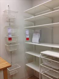 pantry ikea algot closet